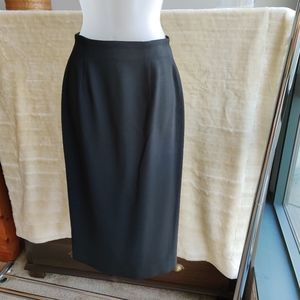 Jones New York black skirt